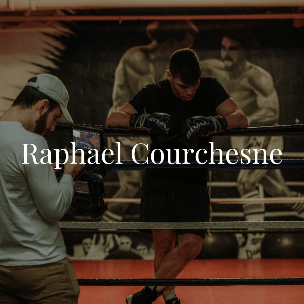 raphael courchesne video series