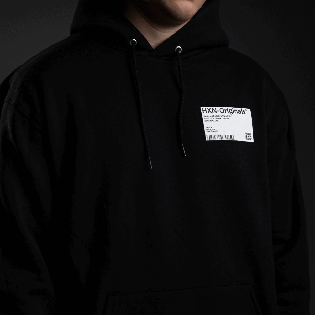 fresh out the factory hoodie front hxn media