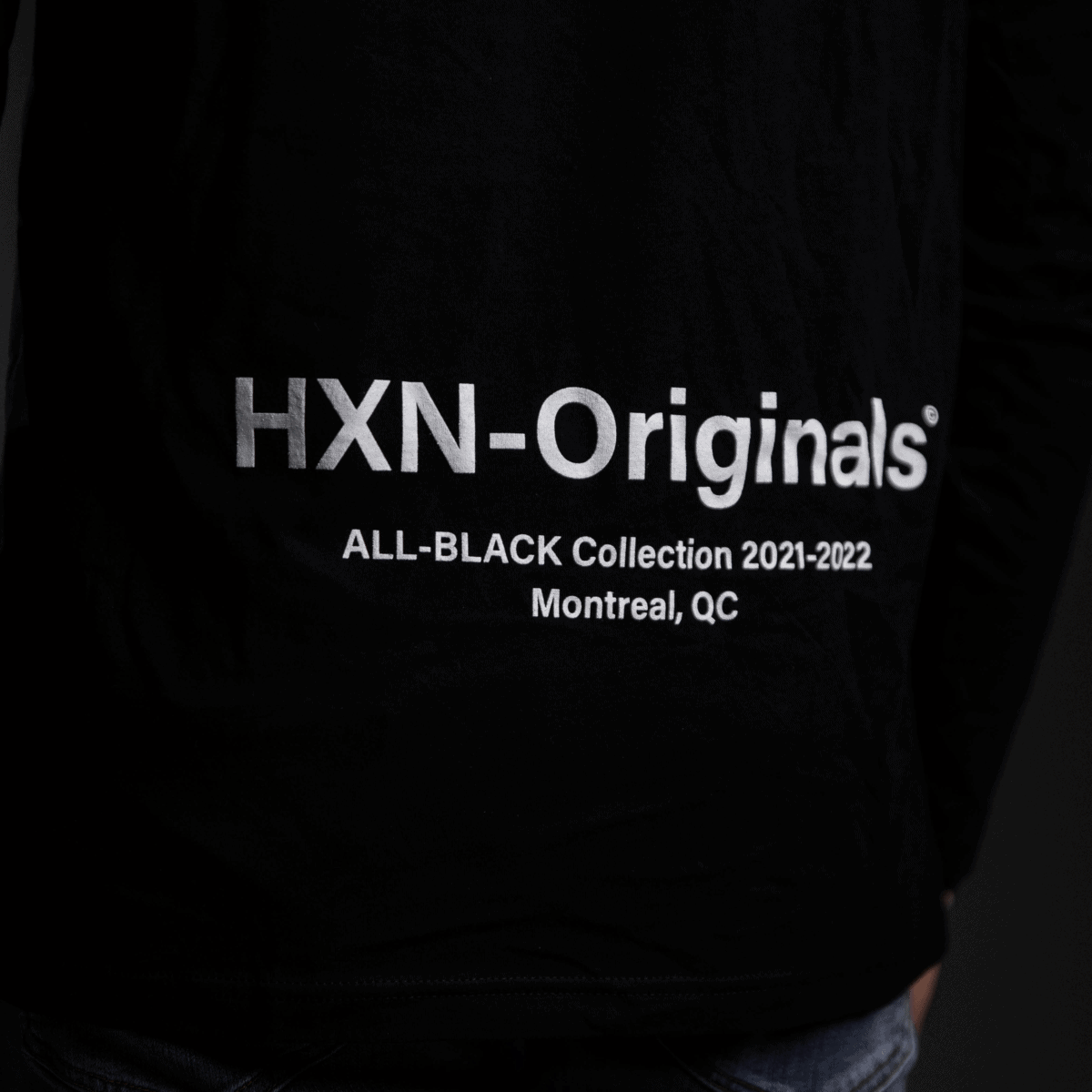 fresh out the factory long sleeve back 2 hxn media