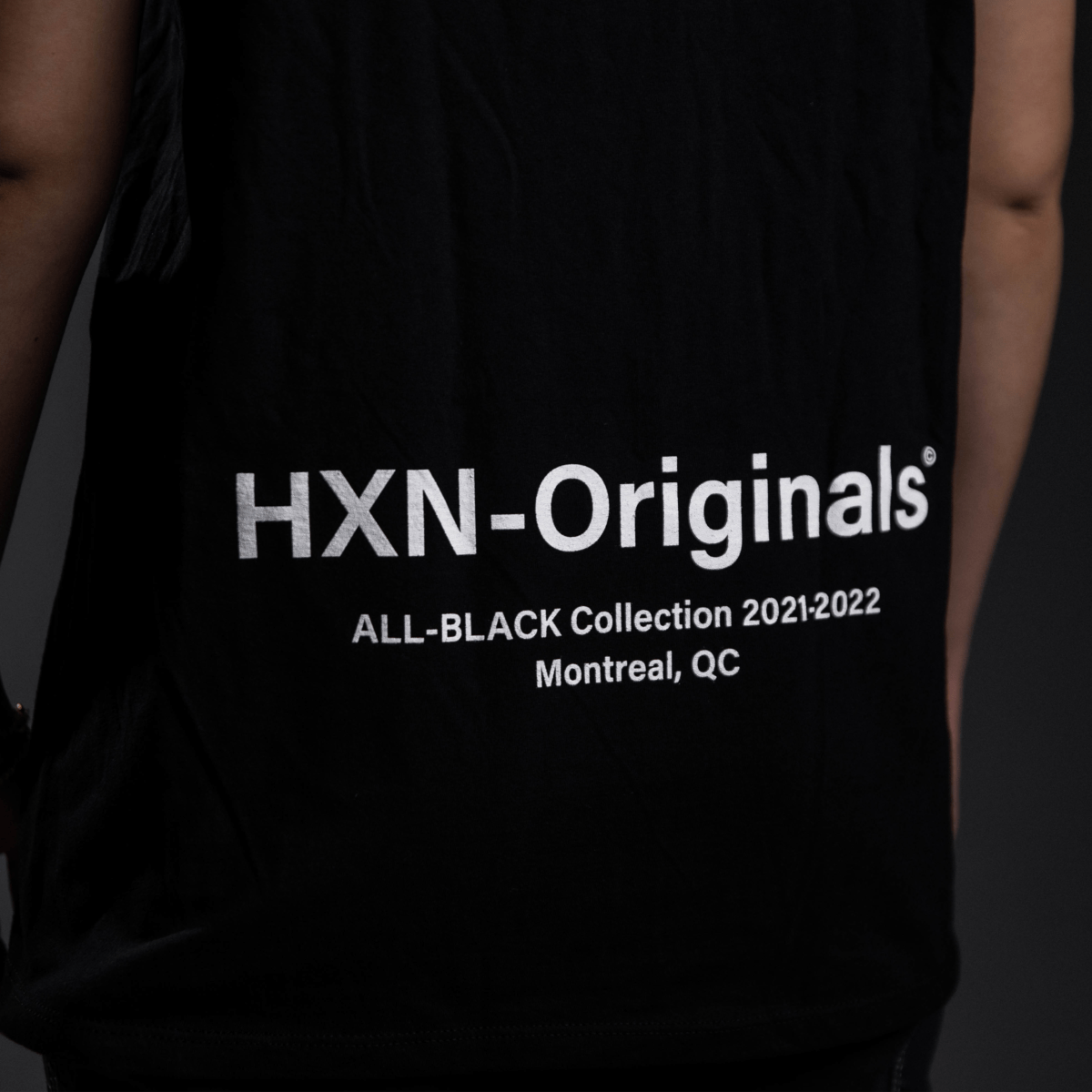 fresh out the factory t shirt back hxn media