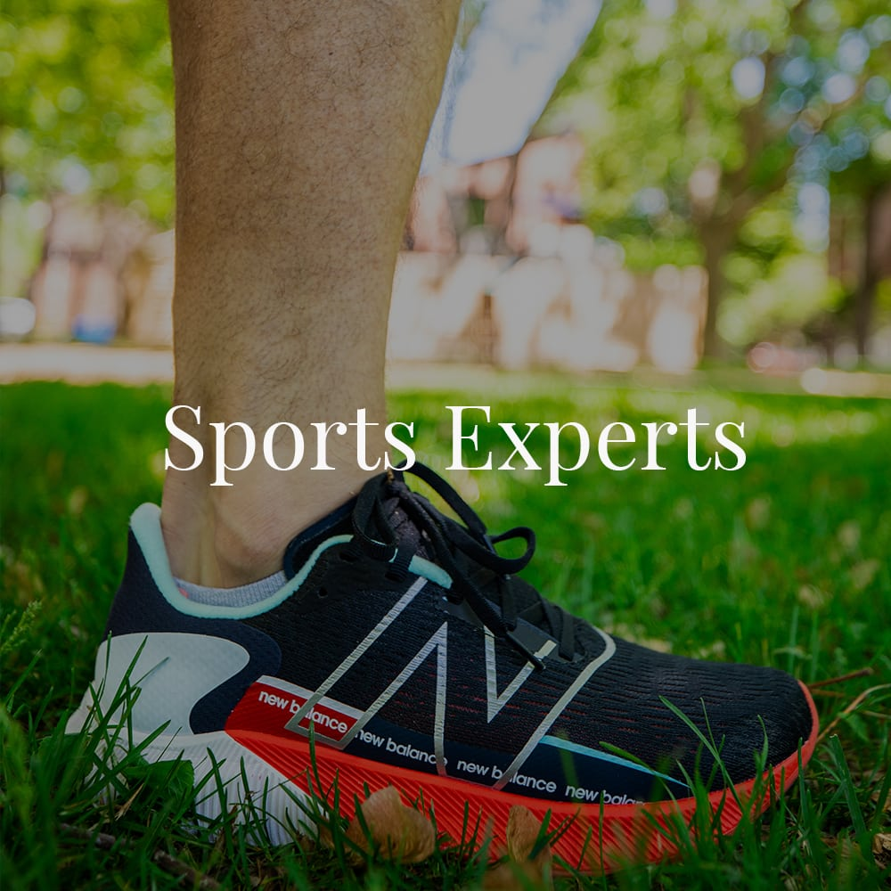 sports experts cover